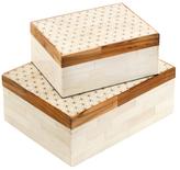 Eccolo Naturals Celestial Storage Box