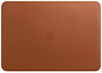 Apple Leather Sleeve for 15-inch MacBook Pro Ai Saddle Brown