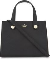 Kate Spade Stewart Street Little Joy grained leather shoulder bag