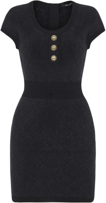Balmain Paris Mini Dress