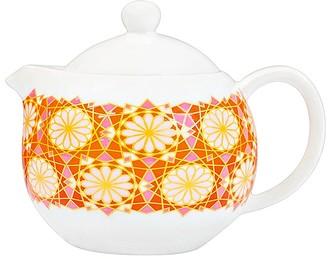 Marie Claire Mosaique Teapot 450ml Red