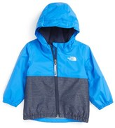 The North Face Infant Boy's 'Warm Storm' Hooded Waterproof Jacket