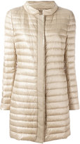 Herno padded coat - women - Cotton/Feather Down/Polyamide/Polyester - 48