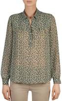 Gerard Darel Calix Floral-Print Shirt