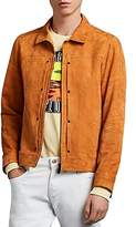 Scotch & Soda Free Diver Suede Jacket