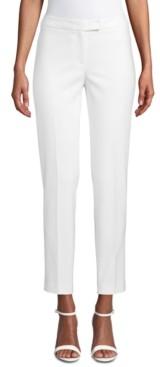 Anne Klein Low-Rise Slim-Ankle Pants