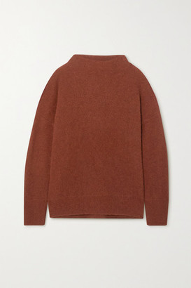Vince Cashmere Sweater - Burgundy