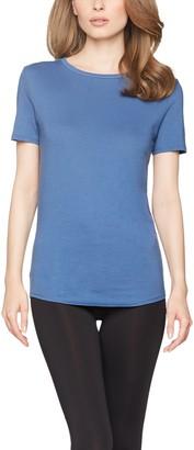 Iris & Lilly Amazon Brand Women's Crew Neck T-Shirt