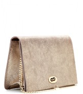 Mulberry Christy metallic-leather shoulder bag