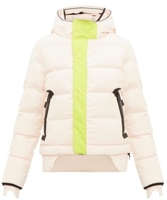 TEMPLA 2l Cropped Puffer Jacket - Pink