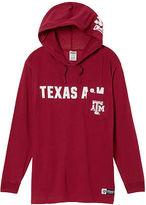 PINK Texas A&M University Campus Hoodie Tee