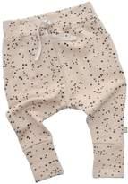 Nui Kaka Printed Pants - Cream/Tan, Size 18-24m