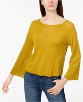 Eileen Fisher Tencel Bell-Sleeve Sweater, Regular & Petite