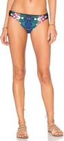 Nanette Lepore Habanera Siren Cheeky Bikini Bottom