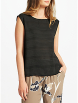 Minimum Jensine Top, Black