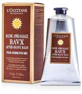 L'Occitane NEW Bavx After Shave Balm 75ml Mens Skin Care