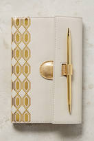 Anthropologie Deco-Gilded Journal