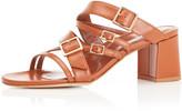 Marion Parke Becca Multi-Buckle Mule Sandals