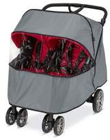 Britax B-Agile Double Rain Cover in Grey/Clear