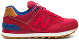 New Balance 574 Collegiate Pack Sneaker
