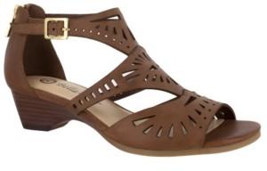 Bella Vita Penny Cutout Sandals Women's Shoes