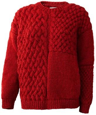 The Knotty Ones Heartbreaker Knit In Red