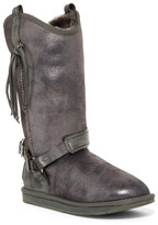 Australia Luxe Collective Harness Genuine Shearling Lined Boot