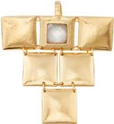 Stephanie Kantis Mother of Pearl Mini Flapper Pendant