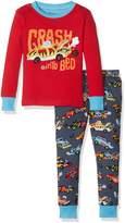 Hatley Long Sleeve Appliqué Pajama Sets