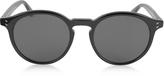 Stella McCartney SC0069S Round Acetate Men's Sunglasses