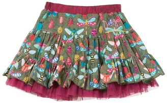 Desigual Girl's FAL_EMOTI Skirt