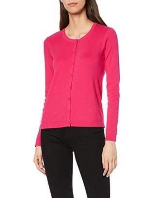 Benetton Women's L/s Sweater Jumper,One (Size: Medium)