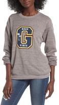 Sub Urban Riot Good Vibes Varsity Sweatshirt