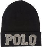 Polo Ralph Lauren Chenille Varsity Cotton Hat