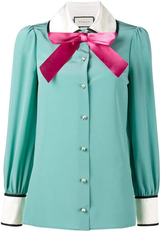 f696caad1bbdf9 Pussy Bow Blouse - ShopStyle Canada