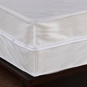Epoch Hometex Inc Cottonloft Permashield Extra Strength Basic Bed Protector Set Bedding