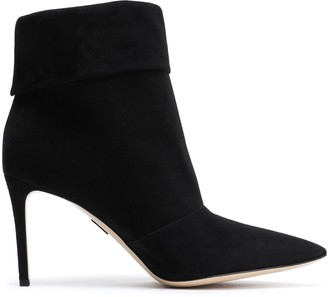 Paul Andrew Banner Suede Ankle Boots