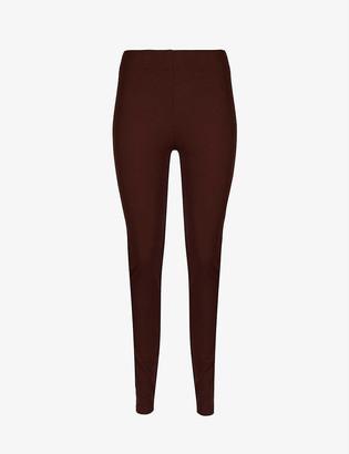 Joseph Nitro high-rise stretch-gabardine leggings