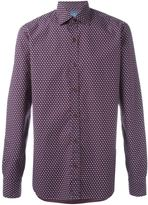 Barba printed shirt