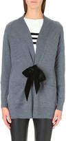 Claudie Pierlot Marie-Antoinette wool cardigan