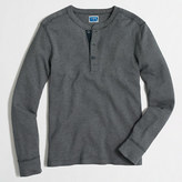 J.Crew Factory Twisted rib henley