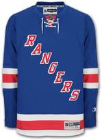 Reebok New York Rangers Premier Youth Replica Home NHL Hockey Jersey - Size Large / X-Large