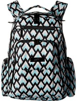 Ju-Ju-Be Onyx Collection Be Right Back Backpack Diaper Bag Backpack Bags