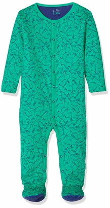 Mothercare Baby Boys' B Dino Friends Wadded WIS Bodysuit