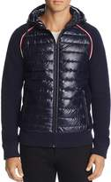 Tommy Hilfiger Mixed-Media Hoodie