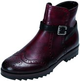 Remonte Women Ankle Boots red, (vino/schwarz) R2278-35