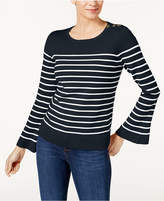 Charter Club Bell-Sleeve Sweater, Created for Macy's