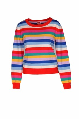 Sundek Striped Sweater Made in Italy - Multicolour - S
