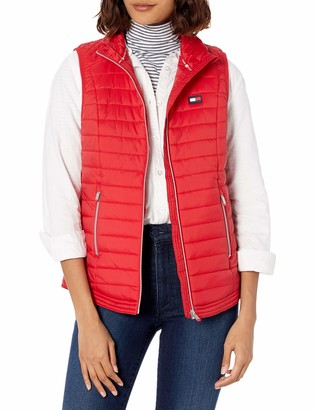 Tommy Hilfiger Quilted Vest with Logo