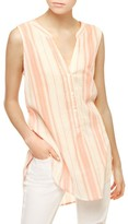 Sanctuary Women's Arlo Stripe Cotton Tunic